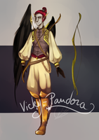 Drow Male Adopt Auction [CLOSED] by Vicky-Pandora