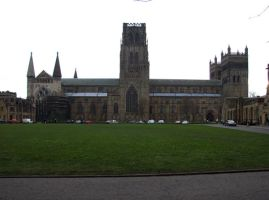 Durham cathedral 3 by TimeWizardStock