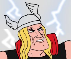 The Thor Picture by Agent-Jin