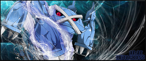 Metagross by rryzzel