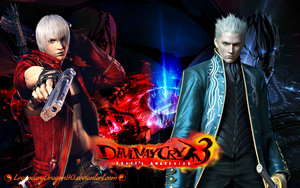 Sons of Sparda by LegendaryDragon90