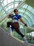 Chun Li Street Fighter Cosplay by leenisabel