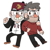 Grunkle Chubs by BlueOrca2000