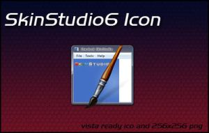 SkinStudio6 Icon by SKoriginals