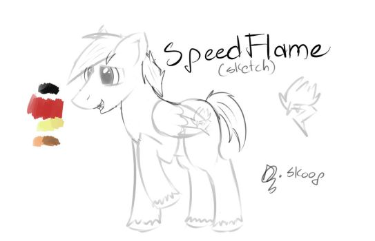 SpeedFlame request 33 by SkoopCoffe