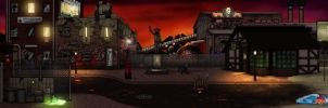 Street Area for GO TO HELL DAVE Pc Game by GoToHellDave