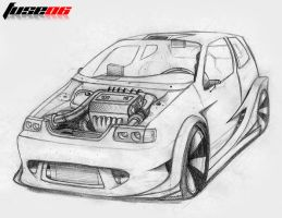Volkswagen Polo Extreme by FuseEST