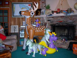 My Inflatables by Silverwolf-1ofmany