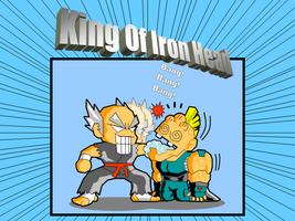 The King of Iron Head by pricon