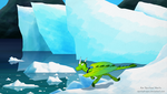 Derp on the Glaciers by spartydragon