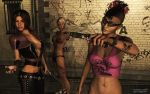 Bad Girls by Dendory
