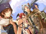 -RagnarokOnline- Path to Juno by kurot