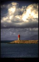 Light House by cagdasdemir