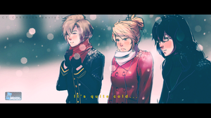 It's quite cold... by dCTb