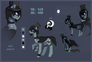 MALE PONY ADOPT Auction [CLOSED] by Vongrell