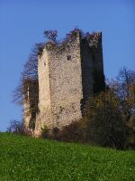 Tower of Rifnik Castle by dig-undeground