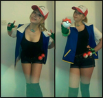 Ash Cosplay for LAG Con! by AverageCosplays