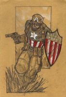 Cap WW II by DenisM79