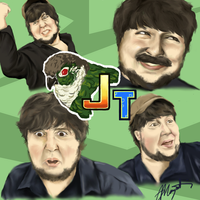 Dishwasher YES (JonTron) by Margwli