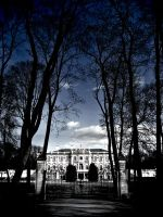 Castle in Kadriorg by MadRed