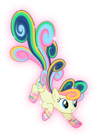 Rainbow Power BonBon by Zekrom-9