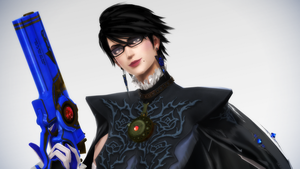 [MMD] B2 Bayonetta + Video by TakagawaRei