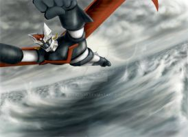 Great Mazinger by Nivalis70