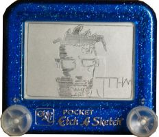 Etch-A-Sketch JTHM by MobaxWob