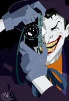 The killing joke by saintwizard