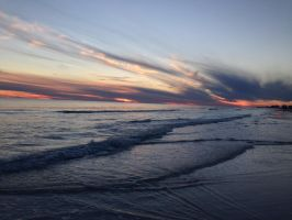 Destin Florida Sunset #2 by superSeether
