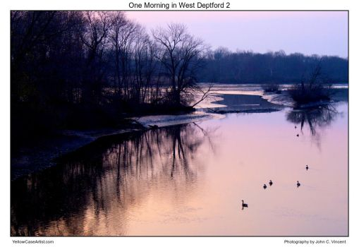 One Morning in West Deptford 2 by yellowcaseartist