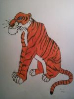 Shere Khan by Casey-Star