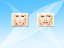 Naomi Watts by TriVector