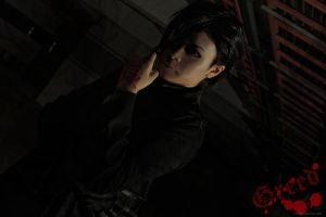 FMA Brotherhood - Greed by KURA-rin