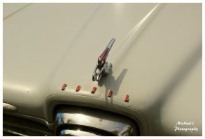 Edsel Hood Ornament by TheMan268