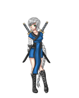 Yori Second Outfit -Request- by Slayer-Sango