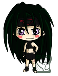 Envy Chibi by IcyPanther1