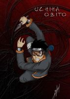 Uchiha Obito by jowblack