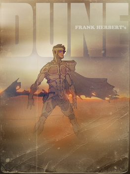 Dune cover by NiteOwl94