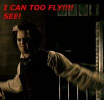 Sweeney can fly by SweeneyTodd119