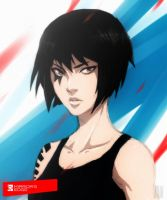Faith Mirror's Edge by aConst