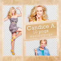 Pack png 239 - Candice Accola by worldofpngs