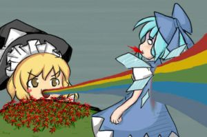 Picture touhou unrelated by Boldblade