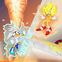 STC Super Sonic VS Silver by MamboCat