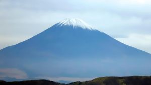 Mt. Fuji '09 by larksgar