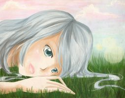 .grass. by ohin