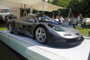 Mclaren F1 Longtail by smevcars