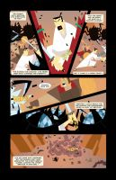 Samurai Jack page 4 by marcusmuller
