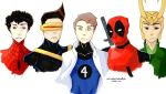 Marvel Midnight Red by Atomic-pizza