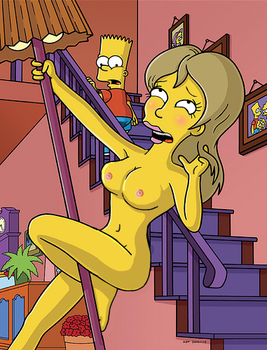 Mandy Moore simpsons nude by Shmexifier